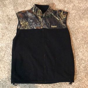 Men's Rocky Fleece Vest